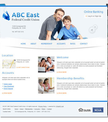 ABC East by VirtualCU
